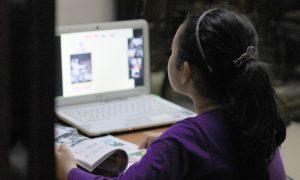Cảnh giác với tội phạm khi trẻ truy cập Internet