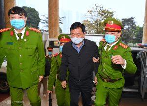 Phiên tòa xét xử ông Đinh La Thăng sẽ mở ngày 8/3