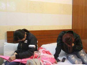 Nuôi gái mại dâm dưới hầm nhà trọ tại Phú Yên
