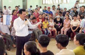 Thu hồi 200 triệu tiền mời thầy Võ Hoàng Yên chữa bệnh tại Quảng Ngãi