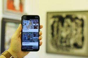 Tổ chức lễ ra mắt ứng dụng tham quan trực tuyến Bảo tàng Mỹ thuật Việt Nam